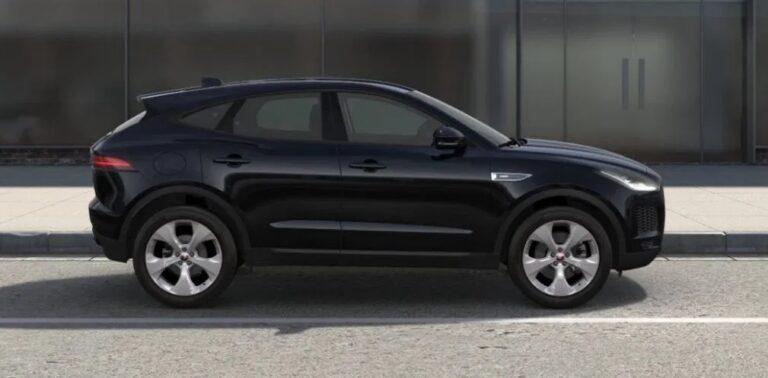 Jaguar E-Pace 2.0 2020  5 km  Benzyna  SUV, SADFA2BX2L1004728