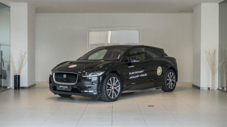 Jaguar I-Pace EV400 2019,  Elektryczny,  Kompakt, SADHA2B15K1F71652