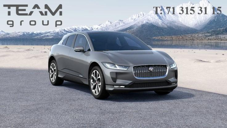 Jaguar I-Pace EV400 2021, Elektryczny SUV, SADHA2B18M1614056