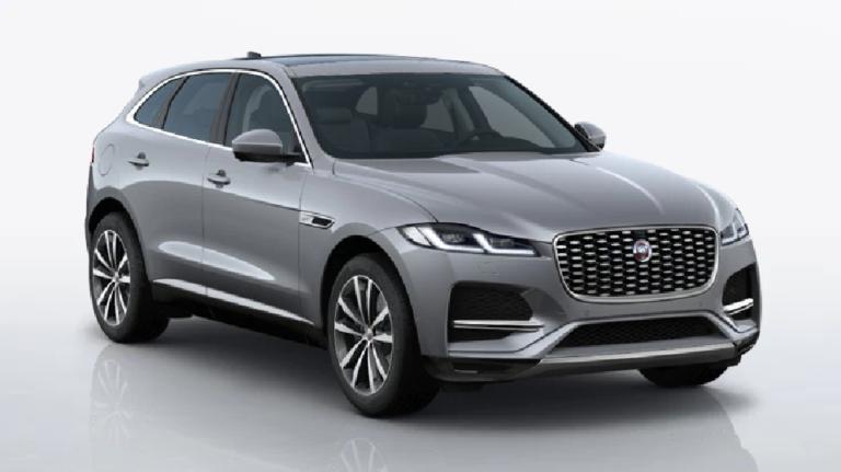 Jaguar F-Pace 2021 ,  Diesel , SUV, SADCA2BN4MA676678