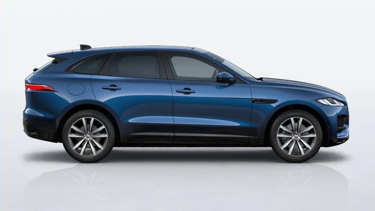 Jaguar F-Pace 2021, Benzyna, SADCA2BXXMA676976