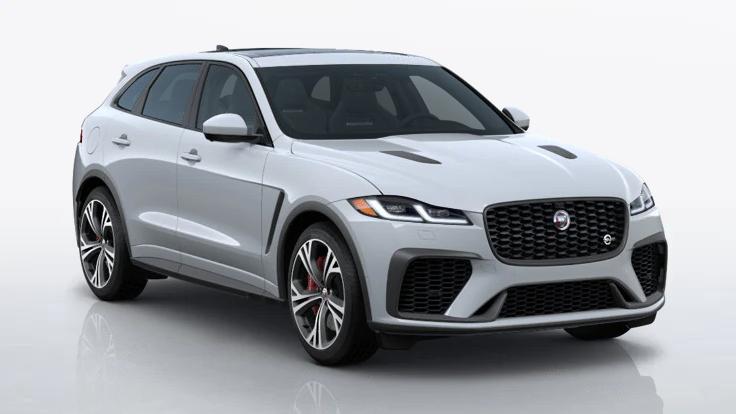 Jaguar F-Pace 5.0 2021, 5 km, Benzyna ,SUV ,SADCA2BE4MA686224